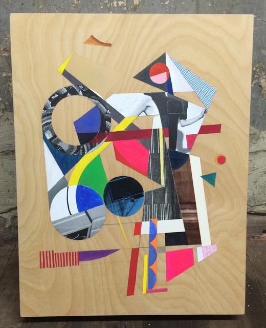 , 'Worker #3,' 2013, Nathalie Karg Gallery