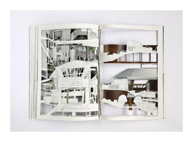 , 'Urban Landscape,' 2013, Mobius Gallery