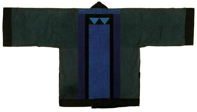 Chant Avedissian, 'Jacket black cotton with hand-dyed colour parts', 1988, Sabrina Amrani