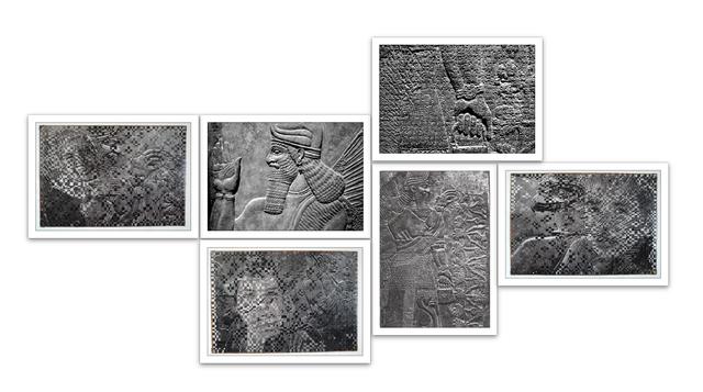 , 'Sumerians #1,' 2012, Shoshana Wayne Gallery