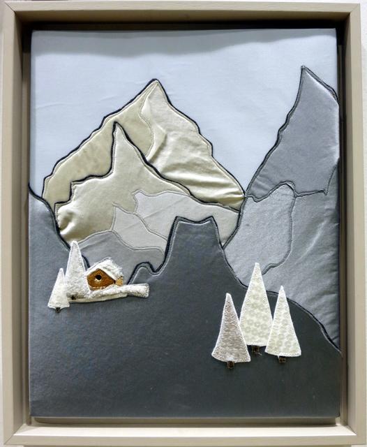 , 'Chalet sur Montagne,' 2014, MUCA