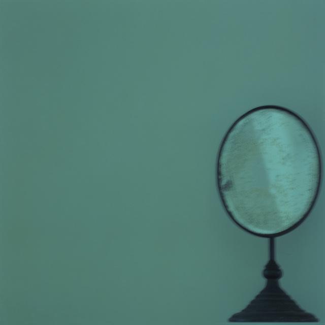 , 'Cyan Mirror #1,' 2018, James Barron Art