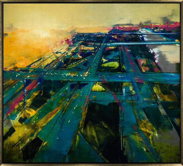 , 'Sunset,' , Merritt Gallery