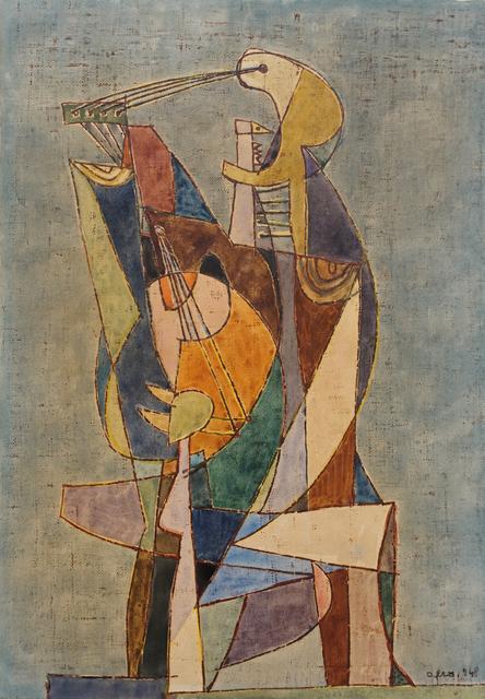 , 'Orfeo,' 1948, Hollis Taggart
