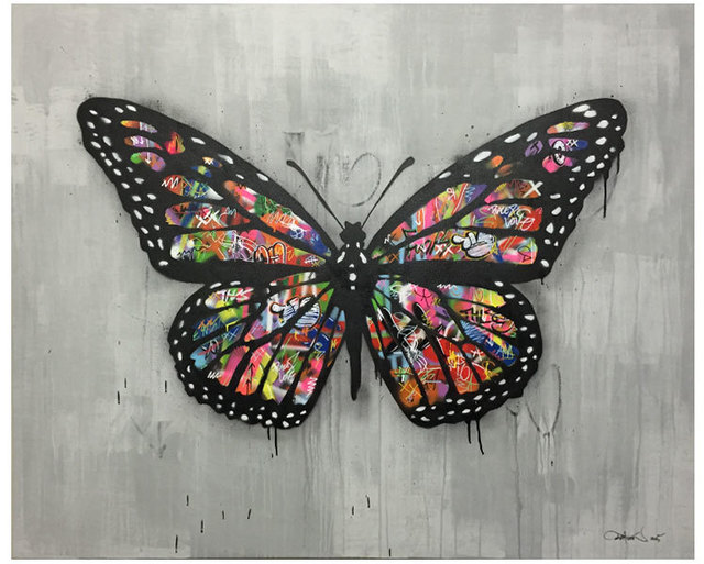, 'Large Butterfly,' 2015, Black Book Gallery