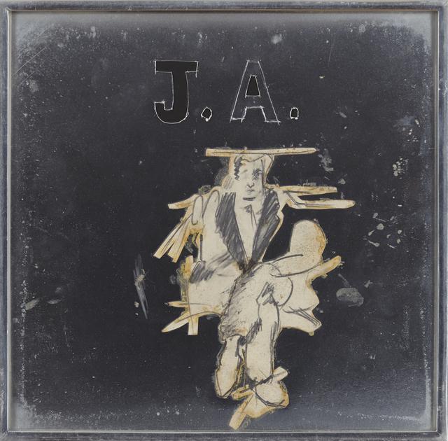 , 'J.A.,' 1970, Tibor de Nagy