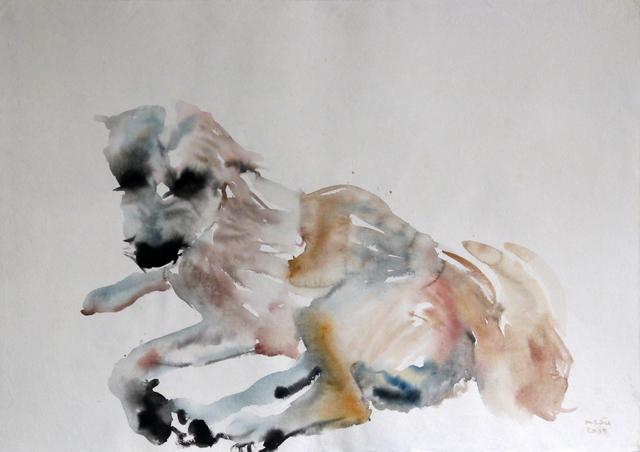 Tawan Wattuya, 'Street Dog', 2019, Painting, Water Color on Paper, Tang Contemporary Art