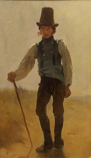 , 'Farmer boy,' 1825, Galerie Kovacek
