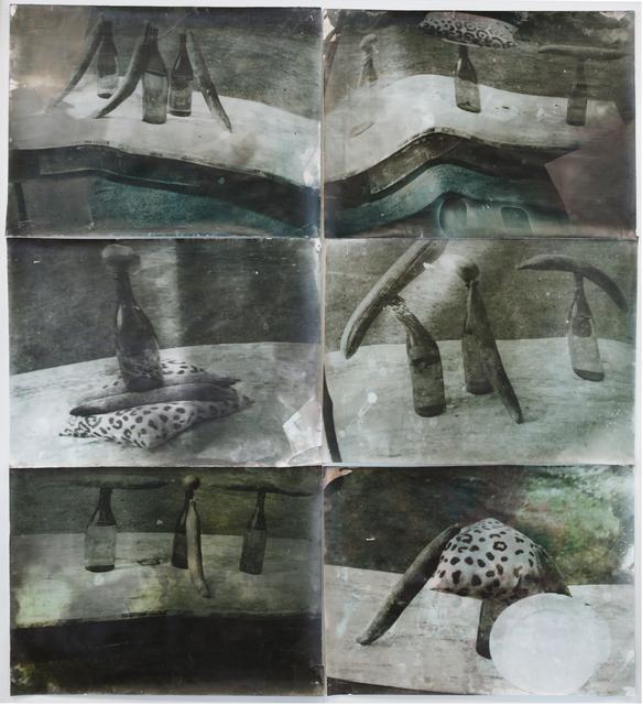 , 'Gurkenparty II,' 1970, Galerie Judith Andreae
