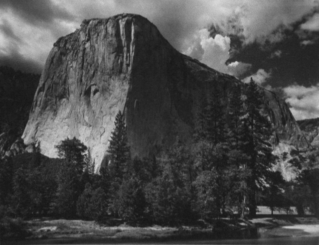 , 'El Capitan and the Merced River, Yosemite National Park, CA,' ca. 1930s, Robert Mann Gallery