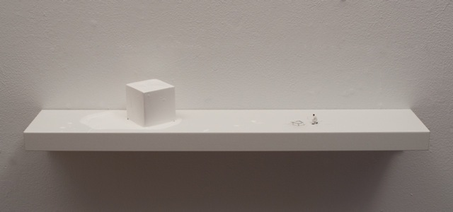 , 'To Understand (cube II),' 2016, Mor Charpentier