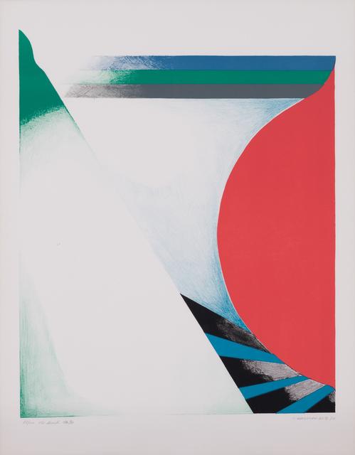 Takesada Matsutani, 'The beach', 1970, PIASA