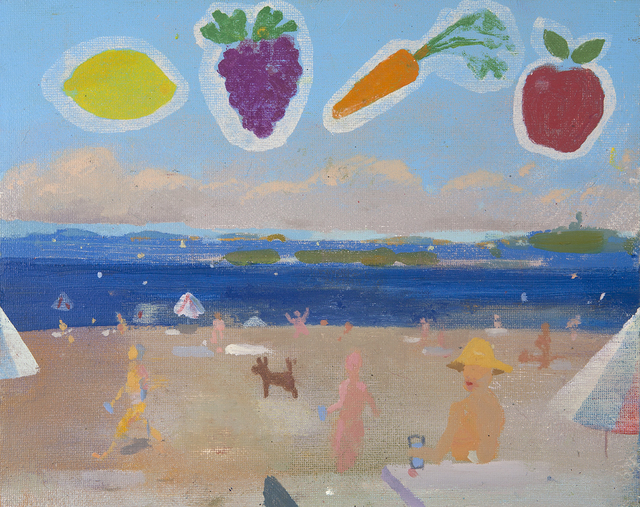 , 'Flying Fruit ,' , Dowling Walsh