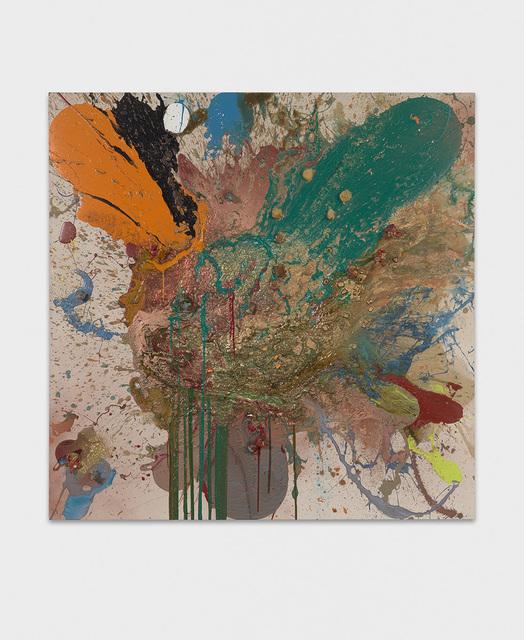 John M. Armleder, 'Quibble', 2018, David Kordansky Gallery