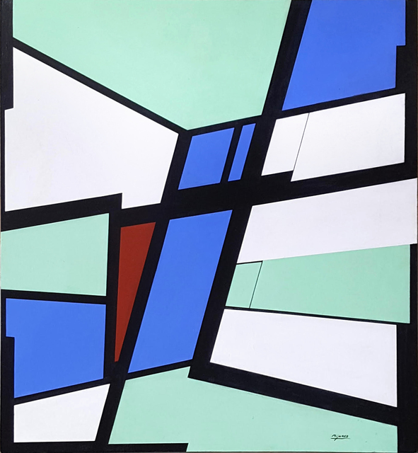 , 'Untitled,' 1960s, Palette Contemporary Art and Craft