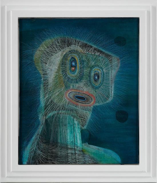 , 'Portrait 14,' 2016, Monte Clark Gallery