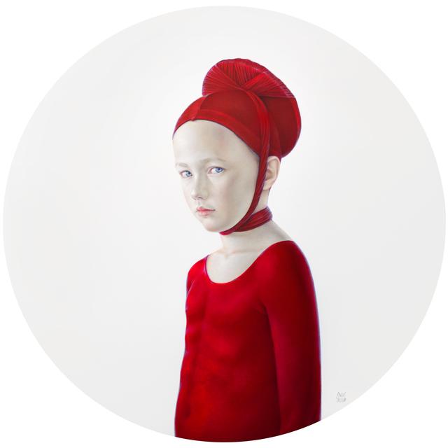 , 'Jorge vestido de rojo,' 2014, Victor Lope Arte Contemporaneo