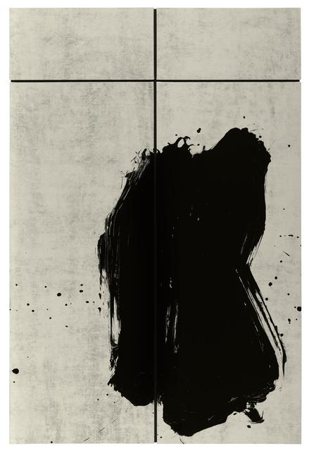 , 'Le Chanoine Van der Paele II,' 2010, Jeanne Bucher Jaeger