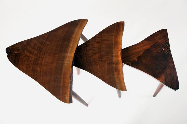 , 'Set of Amoeba Tables,' 2018, Jessica Hagen Fine Art + Design