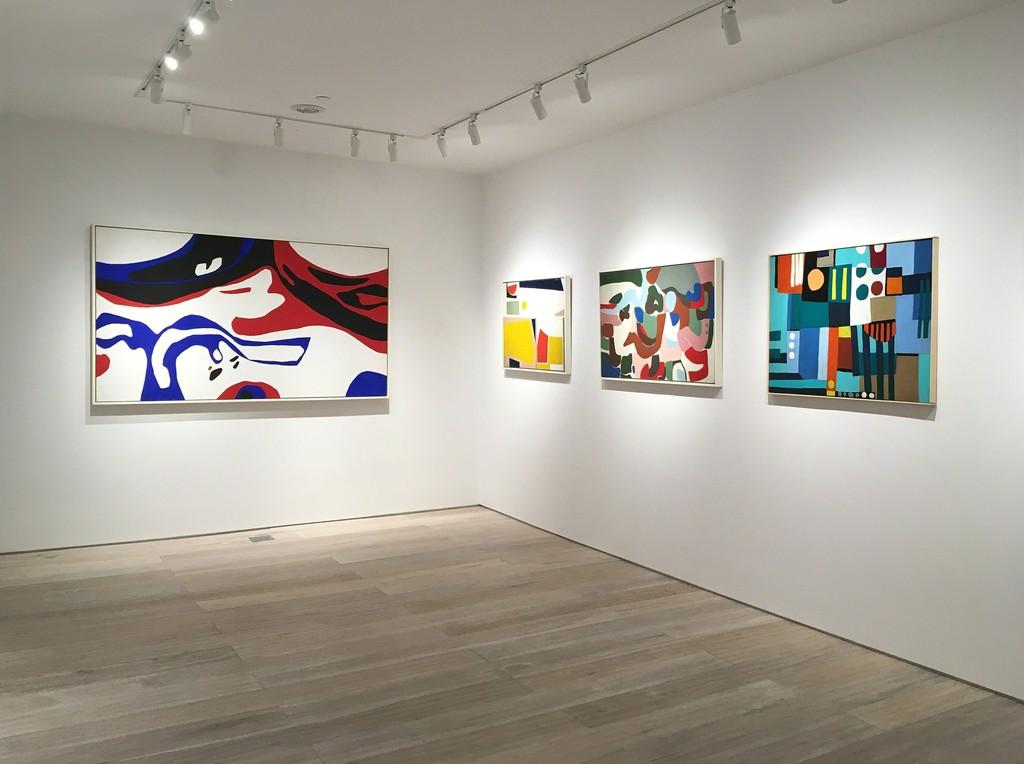 George Vranesh - Installation view