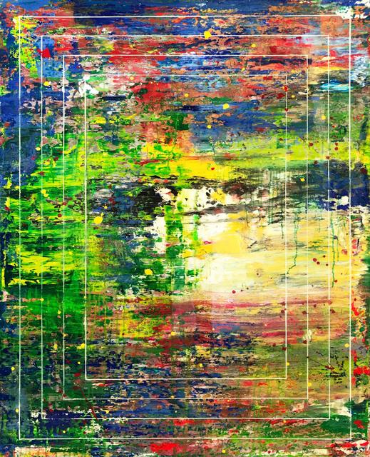 Al Razza, 'SCAN FIELD', 2015, Gallery Art