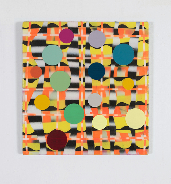, 'Test Pattern,' 2014, Rubicon Projects