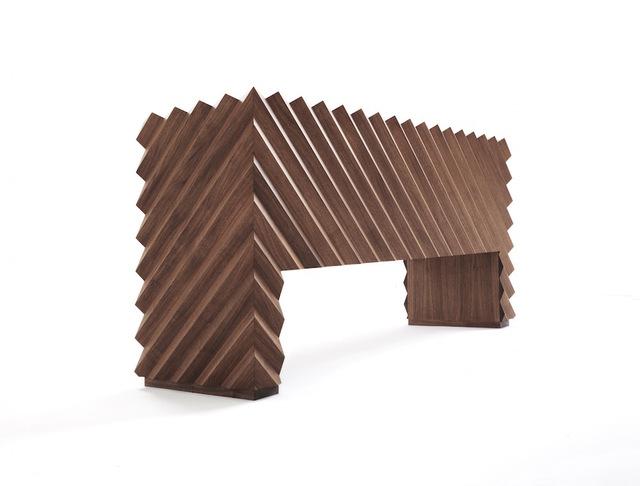 , 'Arcana sideboard,' 2015, Galerie Yves Gastou