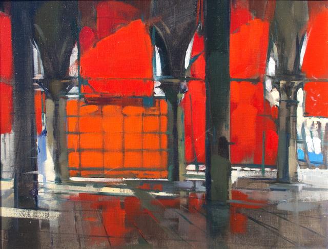 , 'Rialto Red,' 2013, J. Cacciola Gallery