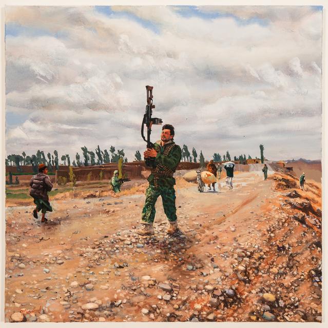 , 'Afghan Soldier,' 2016, Postmasters Gallery