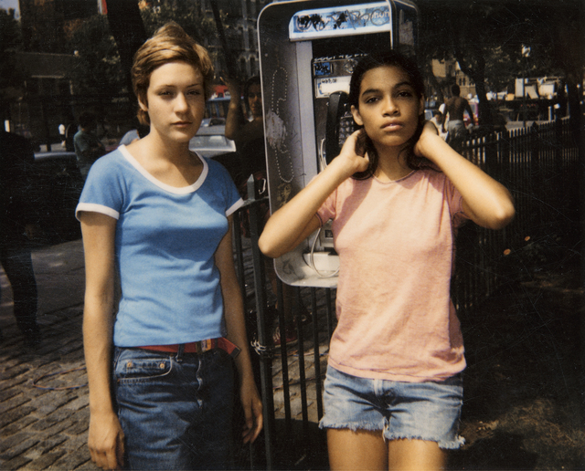 Larry Clark, 'Chloe and Rosario', 2010, Luhring Augustine