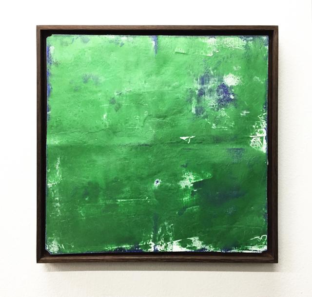 , 'Greener 2,' 2016, V1 Gallery