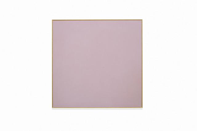 , 'Il colore e l'oro, rosa,' 2016, Lia Rumma