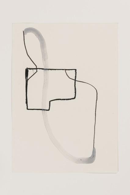 , 'Ohne Titel,' 2014, Galerie Michael Sturm