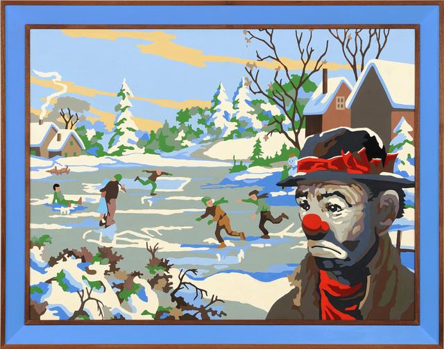 , 'Four Seasons (Winter),' 2013, Catharine Clark Gallery