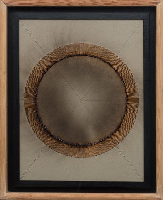 , 'Allumettes Entièrement Brûlées,' 1974, De Buck Gallery