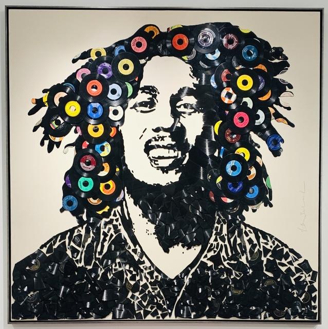 , 'Bob Marley,' 2019, Contessa Gallery