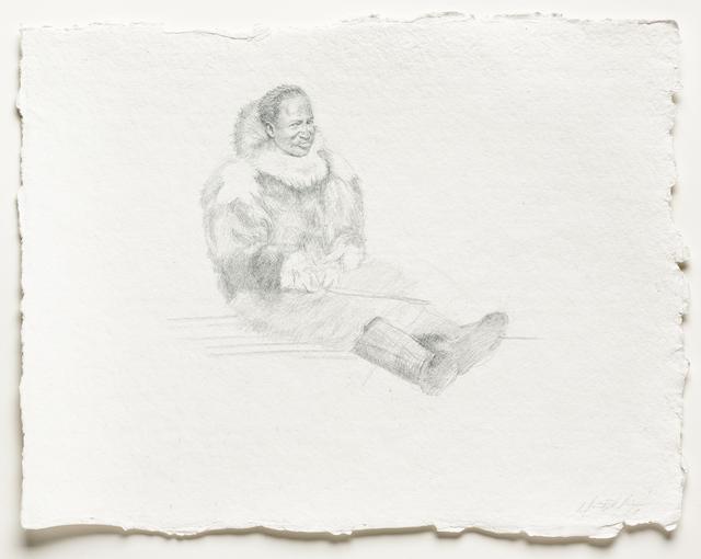 , 'Rest: Arctic Explorer ,' 2018, David Klein Gallery