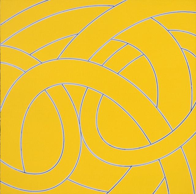 Corey Postiglione, 'Tango Suite #16 (yellow)', 2017, Westbrook Modern