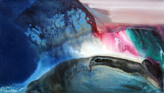 , 'Stormy Night Baja,' 1985, David Richard Gallery