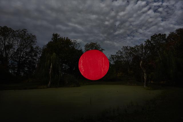 , 'Dark Sun #4340,' 2014, MIYAKO YOSHINAGA