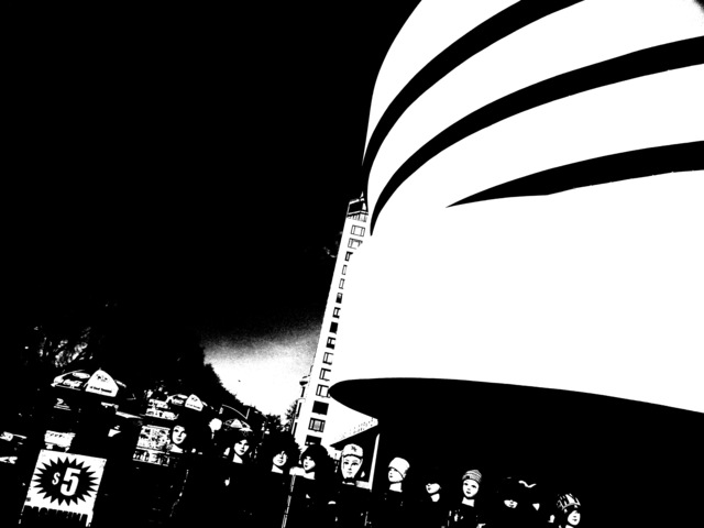 , 'Guggenheim Sale,' 2017, ABXY