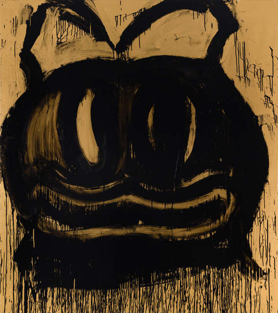 , 'Gold Daisy,' 2016, Petzel Gallery