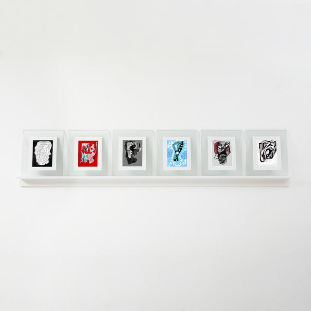 , 'Sem título (Conjunto 2),' 2018, Carbono Galeria