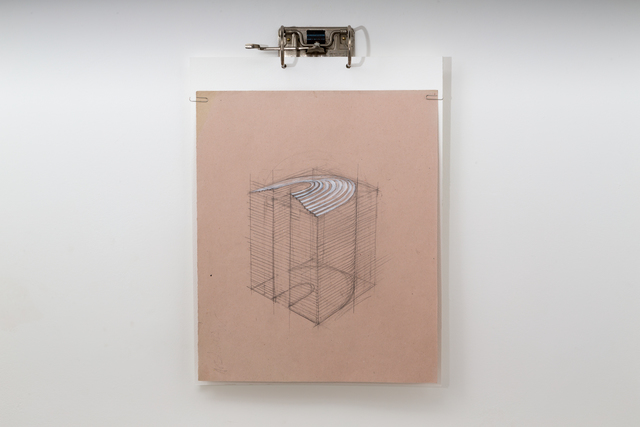 , 'Untitled Drawings 1-4,' 2015, Joanna Bryant & Julian Page
