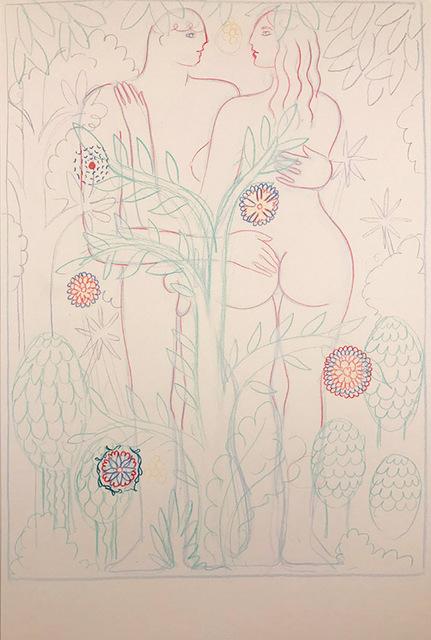 , 'Abundance-Mystical Fruit ,' 2016, OLSEN GALLERY
