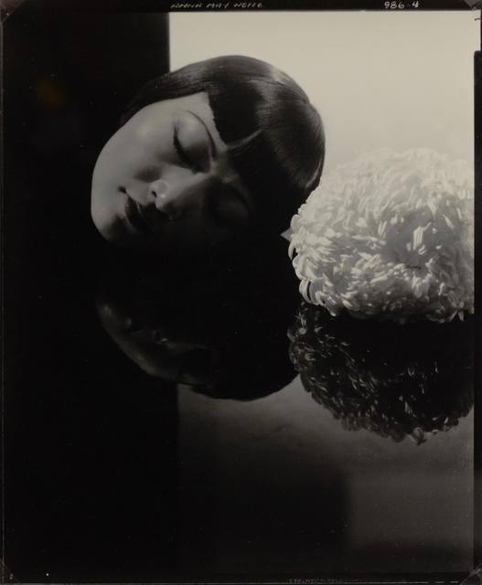 , 'Anna May Wong,' 1930, Gallery 270