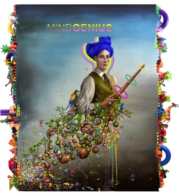 , 'Mind Genius,' 2018, N2 Galería