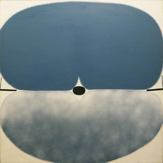 , 'Blue Mandala,' 1971, Osborne Samuel
