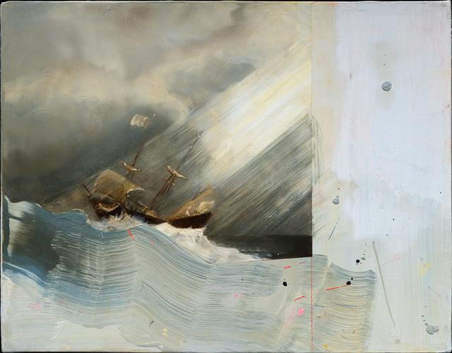 , 'Hindsight,' 2017, Alden Gallery