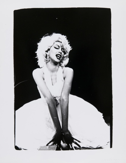 Andy Warhol, 'Andy Warhol Photograph of a Marilyn Monroe Impersonator', Hedges Projects